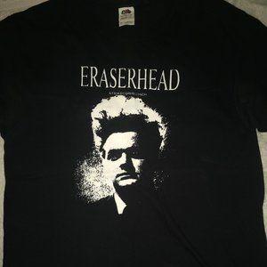 RARE Vintage Eraserhead T-Shirt Medium